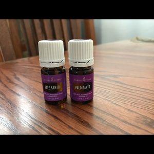New, sealed Palo Santo Essential Oil